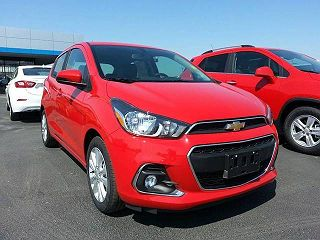 Image of Used 2017 Chevrolet Spark LT