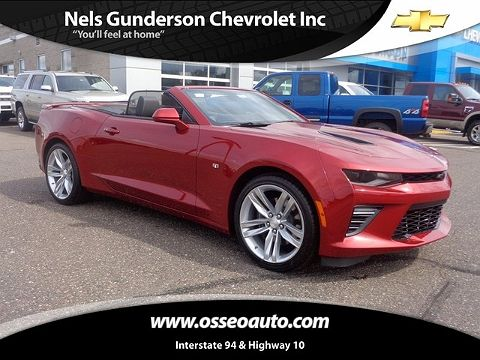 Image of New 2017 Chevrolet Camaro SS