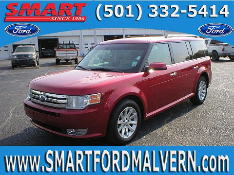 Image of Used 2011 Ford Flex SEL