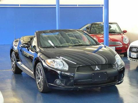 Image of Used 2012 Mitsubishi Eclipse GS Sport