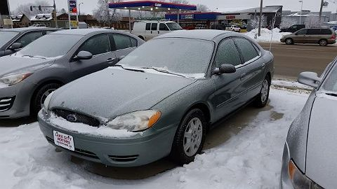 Image of Used 2006 Ford Taurus SE
