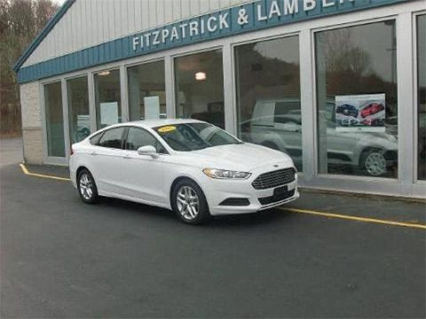 Image of Used 2015 Ford Fusion SE