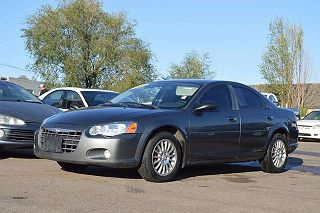 Image of Used 2005 Chrysler Sebring Touring