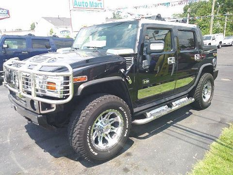 Image of Used 2006 Hummer H2