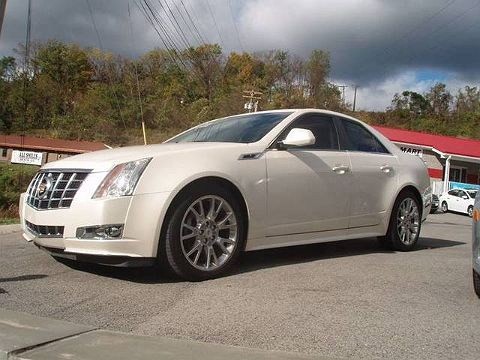 Image of Used 2013 Cadillac CTS Premium