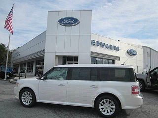 Image of Used 2012 Ford Flex SEL