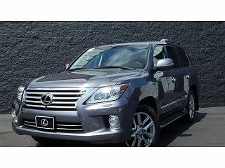 Image of Used 2013 Lexus LX 570