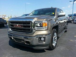 Image of Used 2014 GMC Sierra 1500 SLT