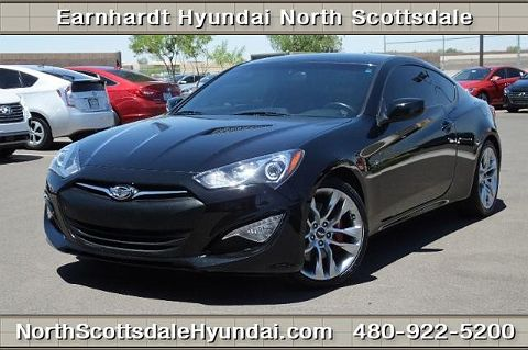 Image of Used 2013 Hyundai Genesis coupe R-Spec
