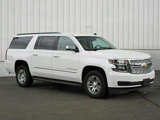 Image of Used 2015 Chevrolet Suburban LT