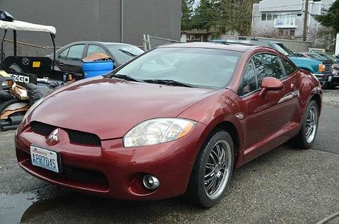Image of Used 2007 Mitsubishi Eclipse GT