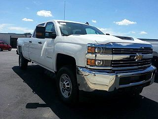 Image of Used 2017 Chevrolet Silverado 2500HD Work Truck