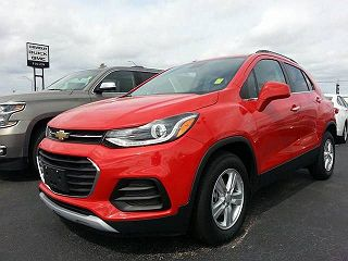 Image of Used 2017 Chevrolet Trax LT