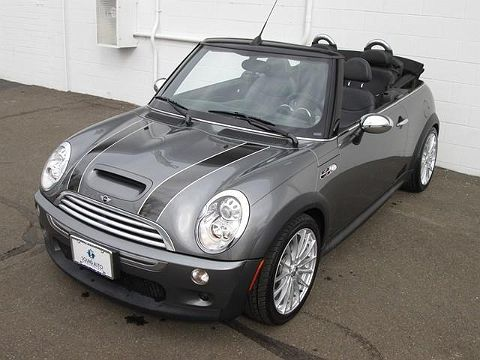 Image of Used 2007 Mini Cooper Convertible S