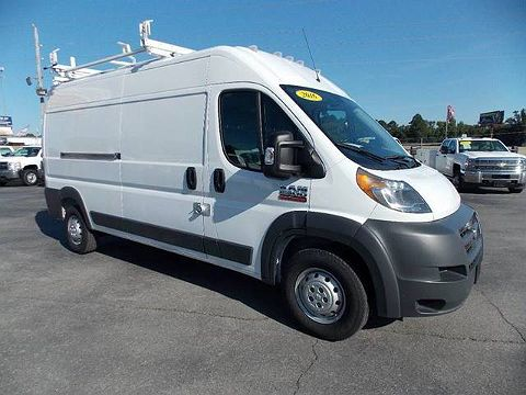 Image of Used 2016 Ram ProMaster 2500