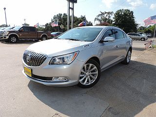 Image of Used 2015 Buick LaCrosse Leather Group