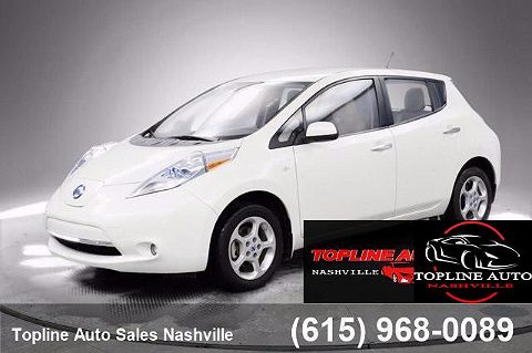 Image of Used 2011 Nissan Leaf