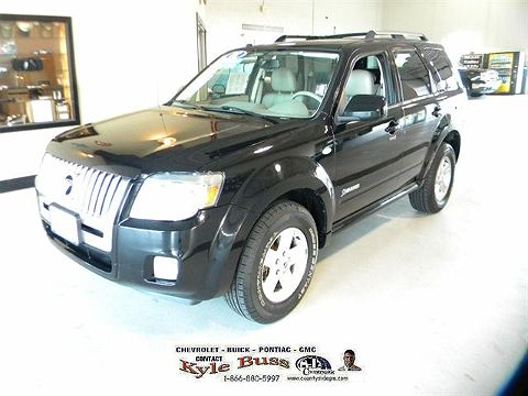 Image of Used 2008 Mercury Mariner