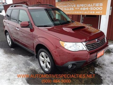 Image of Used 2009 Subaru Forester 2.5XT