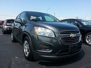 Image of Used 2016 Chevrolet Trax LS