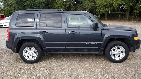 Image of Used 2015 Jeep Patriot Sport