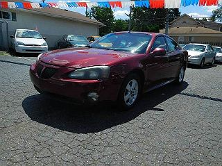 Image of Used 2005 Pontiac Grand Prix GT