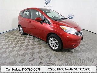 Image of Used 2015 Nissan Versa Note S