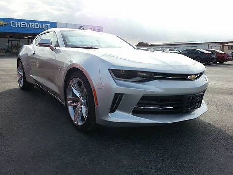 Image of Used 2017 Chevrolet Camaro LT