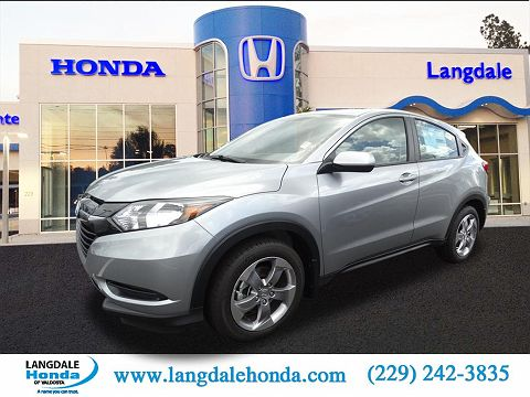 Image of New 2017 Honda HR-V LX