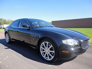 Image of Used 2008 Maserati Quattroporte Executive GT