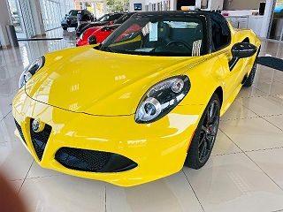 Image of New 2016 Alfa Romeo 4C Spider