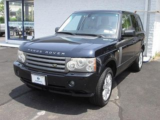 Image of Used 2006 Land Rover Range Rover HSE