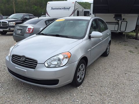 Image of Used 2009 Hyundai Accent GLS