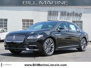 Image of New 2017 Lincoln Continental Reserve