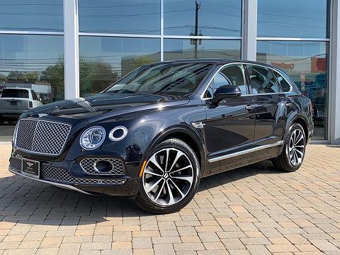Image of Used 2018 Bentley Bentayga Onyx Edition
