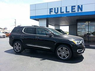 Image of Used 2017 GMC Acadia Denali