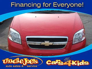 Image of Used 2011 Chevrolet Aveo