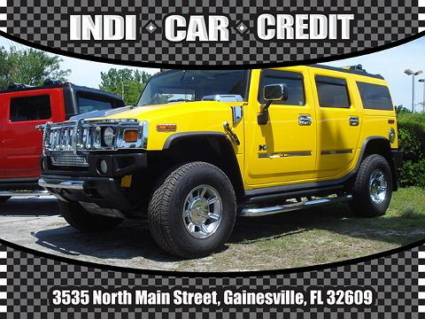 Image of Used 2004 Hummer H2