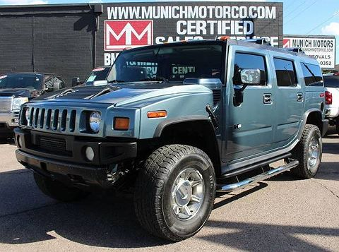 Image of Used 2005 Hummer H2 Adventure
