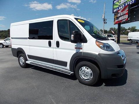 Image of Used 2016 Ram ProMaster 1500