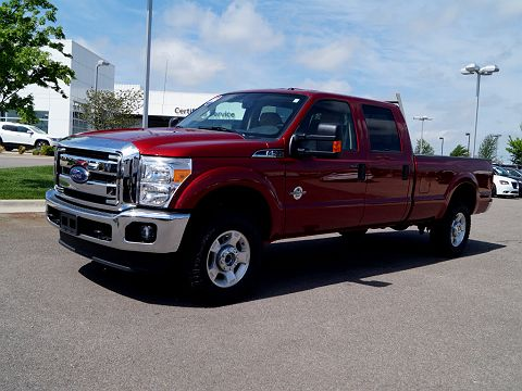 Image of Used 2016 Ford F-350 Super Duty XLT