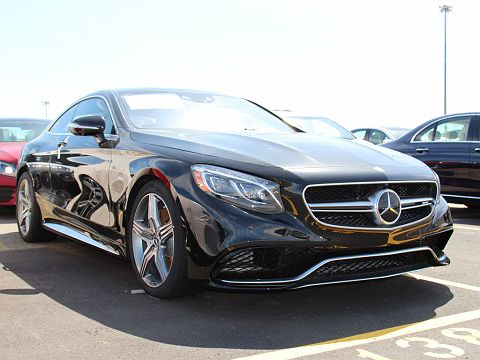Image of Used 2016 Mercedes-AMG GLE43 Coupe 4MATIC / GLE63 S Coupe 4MATIC AMG S 63