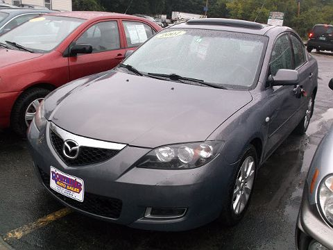 Image of Used 2007 Mazda Mazda 3
