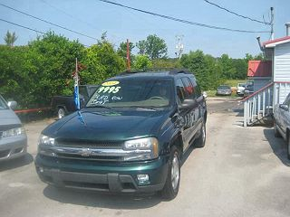 Image of Used 2004 Chevrolet TrailBlazer EXT
