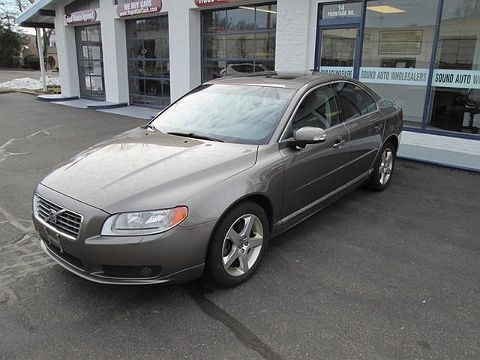 Image of Used 2009 Volvo S80 T6