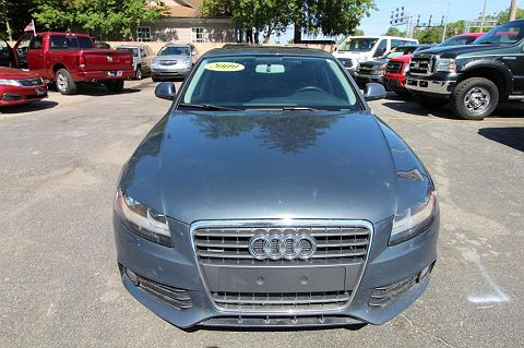 Image of Used 2009 Audi A4 2.0T