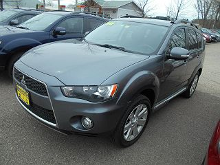Image of Used 2012 Mitsubishi Outlander SE