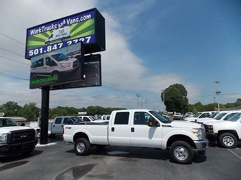 Image of Used 2015 Ford F-350 Super Duty XL
