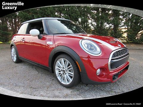 Image of Used 2014 Mini Cooper Hardtop S / JCW S