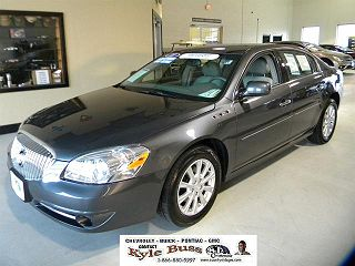 Image of Used 2011 Buick Lucerne CXL